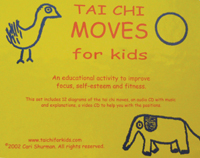 Tai Chi Moves for Kids