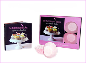 Hummingbird Bakery Cupcake Kit