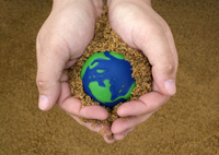 Earth Day; celebrate earth day; arbor day; whole world in his hands