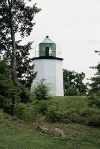 Stony Point Battlefield and Lighthouse in Rockland County, NY