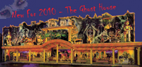 The Ghost House at Adventureland, Long Island
