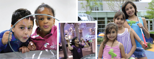 New York Hall of Science; super science birthday party; kids day; queens parent
