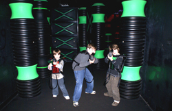 Sportime USA; kids birthday parties; laser tag; family entertainment center; Westchester County, NY