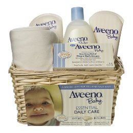 AVEENO Baby Essential Daily Care Basket