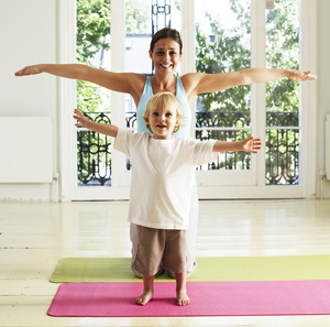 benefits of yoga for toddlers and children
