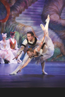 Sleeping Beauty ballet; New York Theatre Ballet
