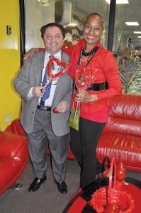AStoria Sports Complex; Go Red for Women; National Wear Red Day