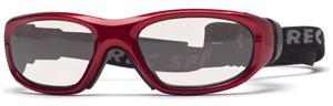 Rec Specs Maxx-21 Sports Eyewear in crimson