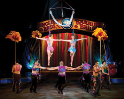 Ringling Bros. and Barnum & Bailey, The Coney Island Illuscination!
