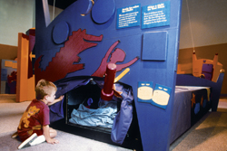 Long Island Children's Museum; Night Journeys: An Adventure in the World of Sleep and Dreams