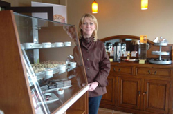 The Little Chocolate Company, Greenwich, CT; Martine, Coscia