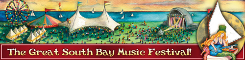 The Great South Bay Music Festival