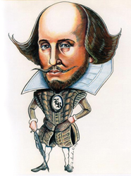 Shakespeare; cartoon; shakespeare for kids