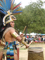 Thunderbird American Indian Mid-Summer Powwow; Queens County Farm Museum American Indian festival