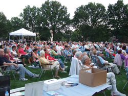 summer concert series in queens; summer concerts on the great lawn