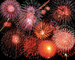 fireworks; july 4; independence day; fourth of july; fairfield county, ct