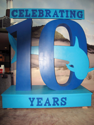 Atlantis Marine World Aquarium, 10th anniversary