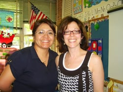 Sociable Kidz LLC founders Monica Weber and Susan Hendler
