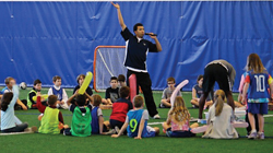 Sono Field House kids sports programs, Norwalk, CT