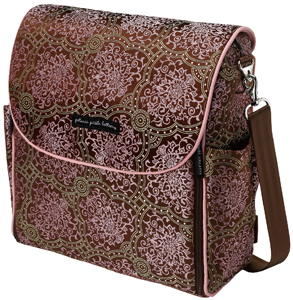 Petunia Pickle Bottom Begamot Roll Diaper bag