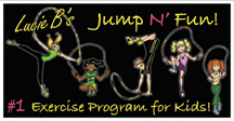 Lucie B's Jump N' Fun, exercise program for kids in Baldwin, NY, long island