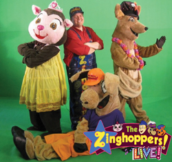 The Zinghoppers!