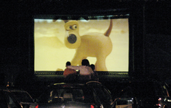 Town of North Hempstead drive-in movies