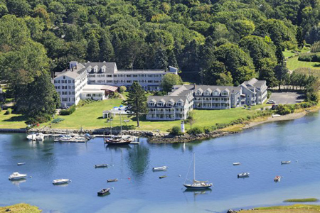 Nonantum Resort, Kennebunk, Maine; family-friendly resort in New England, Maine