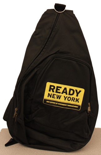 Go Bag, Ready New York; disaster preparedness starter kit