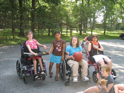 Camp Pa-Qua-Tuck's Autumn Respite for children with special needs