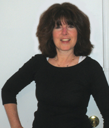 Debi Klein, owner of Debi's Dance studio and school in Suffern, NY