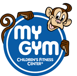 MY GYM Children's Fitness Center Logo