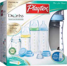 Playtex Drop-Ins Bottle System