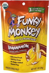 Funky Monkey Bananamon