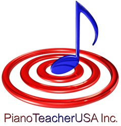 Piano Teacher USA logo