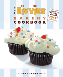 The Divvies Bakery Cookbook by Lori Sandler