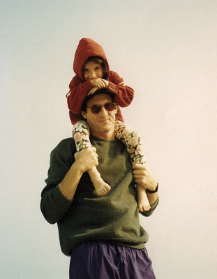 """Lucy and Doug Block in a scene from """"The Kids Grow Up"""""""