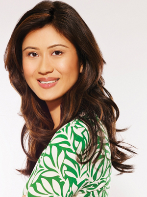 Gigi Lee Chang, founder of Plum Organics