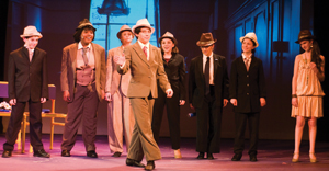 The Drowsy Chaperone, performed by children; Broadway Training Center