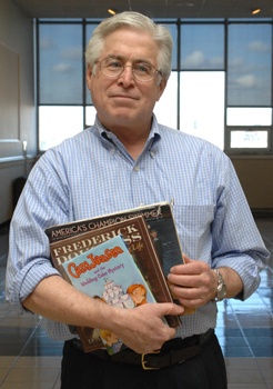 David A. Adler, children's book author