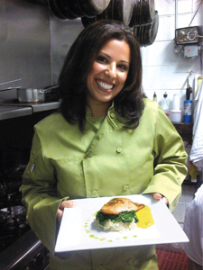 Healthy Chef Lady Angela Rivera; MyCookingParties.com; my cooking parties with angela
