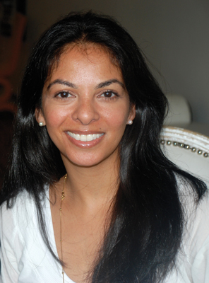 Rashmi Budhram, founder of Mamma Couture