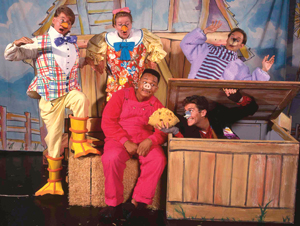Charlotte's Web, theater, musical