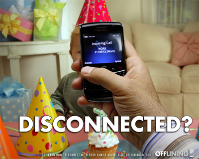 Disconnected; Offlining; offlining.com