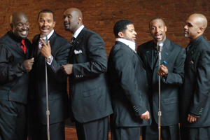 Take 6 vocal group