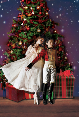 The Nutcracker ballet with kids