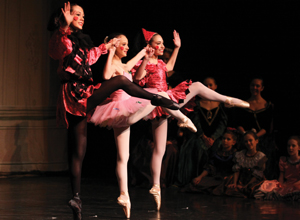 Westport Academy of Dance presents The Nutcracker
