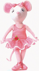 Angelina Ballerina doll by Madame Alexander