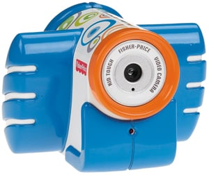 Fisher Price kids video camera