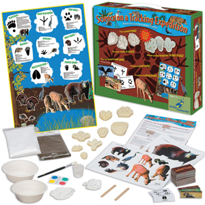 Science on a Tracking Expedition Kit from Young Scientists Club